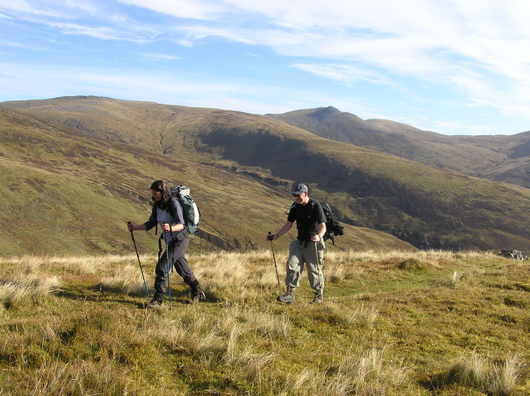 Gorton Bothy And Ben-Meall A'Ghortain