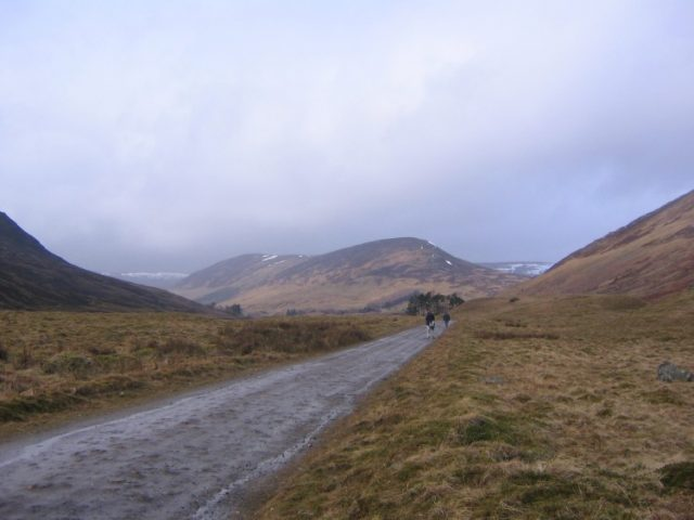 From Loch Tay To The Sma' Glen (Ardtalnaig To Newton Bridge) Via Glen Almond