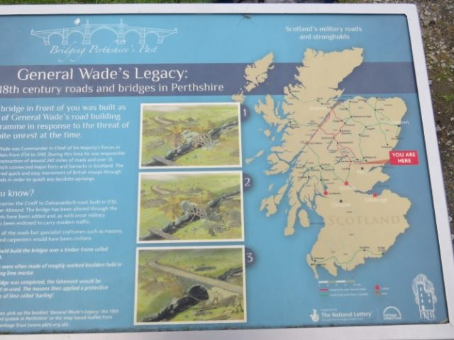 Talk: 'Wade's Second Road North'