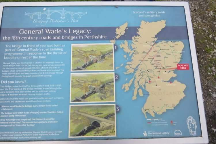 Talk: 'Wade's Second Road North'
