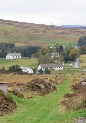 Walking With General Wade – Newton Bridge To Glen Cochil