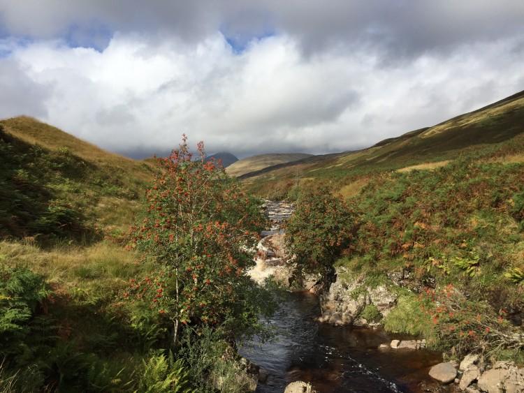From The Trossachs To Strathearn – Callander To Comrie Via Arivurichardich And Glen Artney