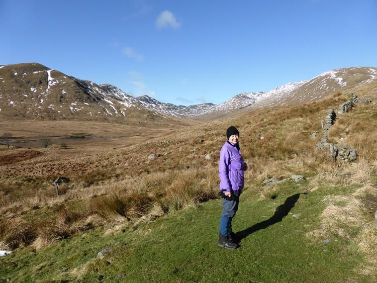 Callander To Loch Earn Via Glen Vorlich