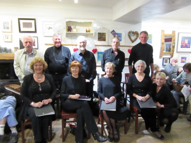 Crieff Drama Group – 'Wish You Were Here'