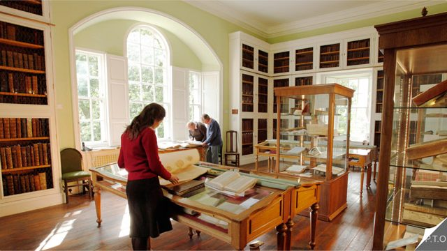 A Short Walk Through History: Innerpeffray Library & Roman Camps