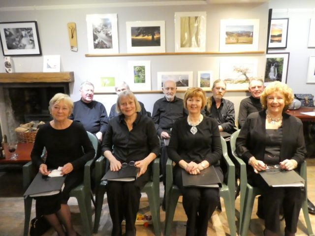 Crieff Drama Group – Letters Please!