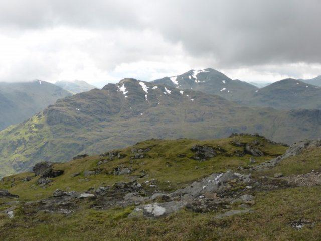 Arrochar Alps Ben Vane