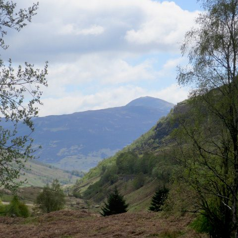 Lochearnhead To Killin Via Glen Ogle
