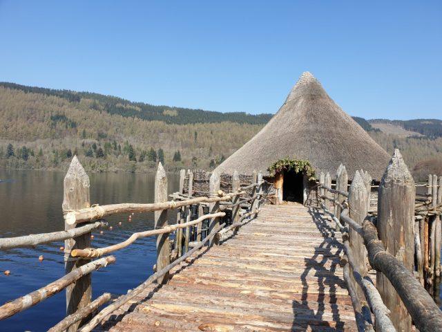 Explore Loch Tay's Ancient Crannogs